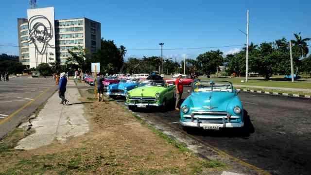 キューバの情報