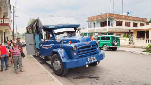 キューバ縦断
