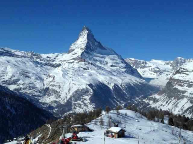 スイス、ツェルマット