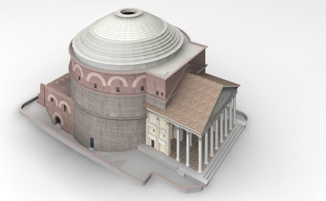 ローマ建築